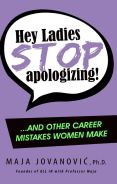 Hey Ladies, Stop Apologizing